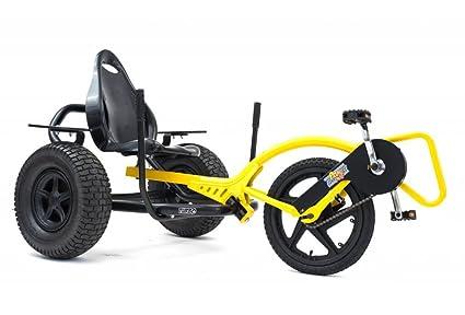 Prime Karts 3-Wheel Turbo Pedal Kart