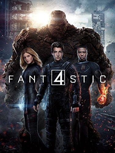 Fantastic Four (2015) (Movie)