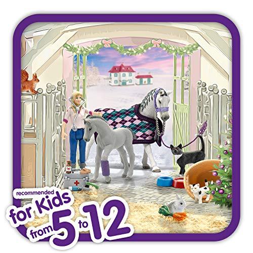 SCHLEICH 98269 Adventskalender 2020 Horse Club