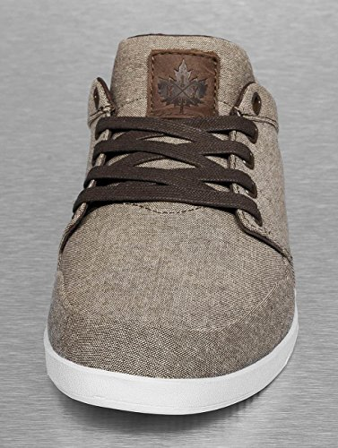 K1X Oxford Sneakers Brown LP Herren le Dark Ynrw0pYq