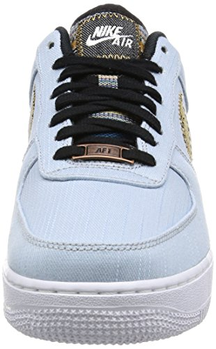 Blu Canvas Sneakers High Top 1 Lt Nike Lv8 Air 07 Uomo Force qP7q4Ow