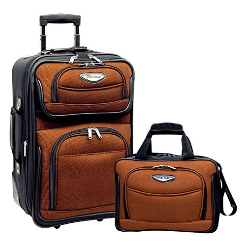 travel-select-amsterdam-two-piece-carry-on-luggage-set-orange-one-size