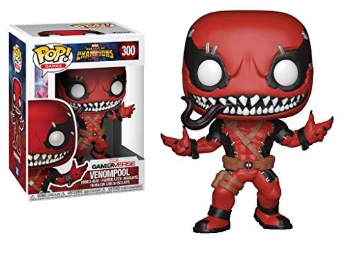 Funko Pop!- Games Marvel Contest of Champions Venompool Figura de Vinilo (26710)