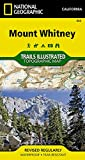 Search : Mount Whitney (National Geographic Trails Illustrated Map)
