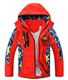 Ausom Fashion 2017 Spring Latest Boys Ultraviolet-proof Windproof Jacket