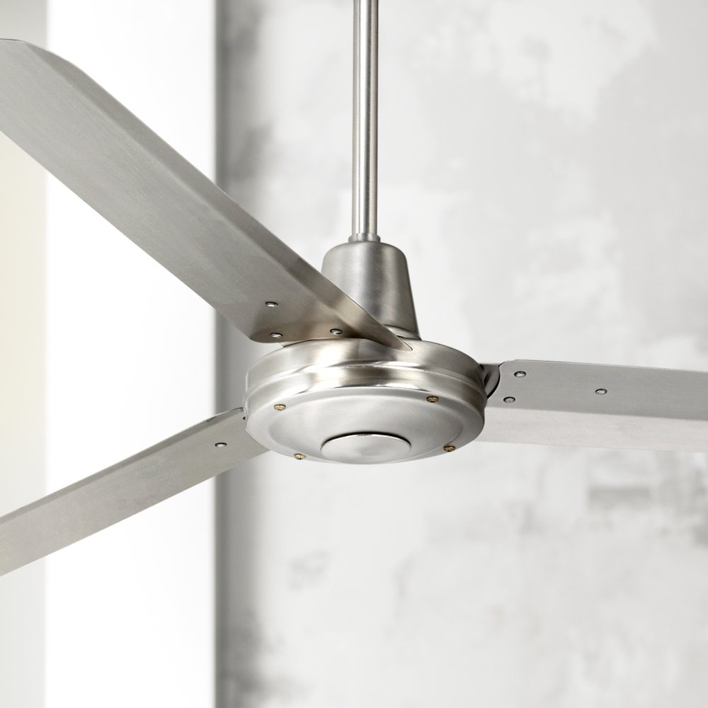 p with ceiling indoor steel concord in series stargate lights stainless fan fans