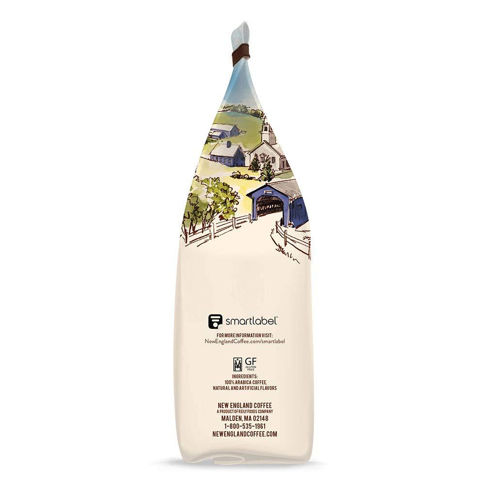 New England Coffee Blueberry Cobbler, Medium Roast Ground Coffee, 11 Ounce Bag by New England Coffee (Image #11)