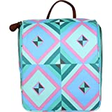 Amy Butler for Kalencom Sweet Traveler Toiletry Kit (Sky Pyramid/Azure)