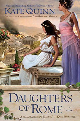 Book cover from Daughters of Rome (Empress of Rome) by Kate Quinn