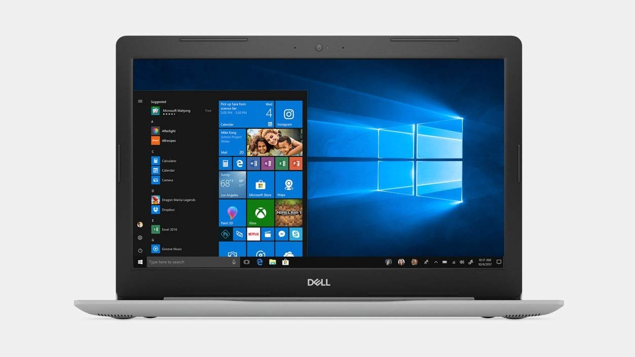 "Dell Inspiron 15.6"" FHD IPS Touchscreen Flagship Laptop, Intel Quad Core i5-8250U (Beat i7-7500U) up to 3.4Ghz, 8GB Memory, 1TB SSD, WiFi, HDMI, Buletooth, Webcam, Windows 10"