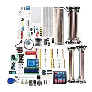 Lujianghuixin DIY E8 Kit de Aprendizaje con Motor de pitón para ...