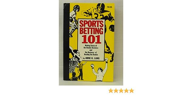 sports betting 101 book