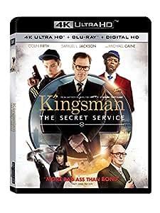 Kingsman: The Secret Service 4k Ultra Hd [Blu-ray]