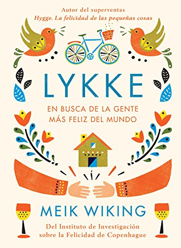 Book cover from Lykke by Meik Wiking