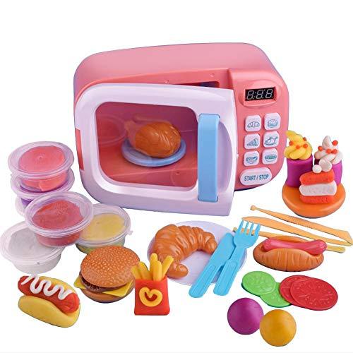 Niños Jugar Juguetes Cocina Juegos de imaginación Microondas ...
