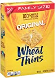 Wheat Thins Crackers Supermix, Original (Pack of 24)