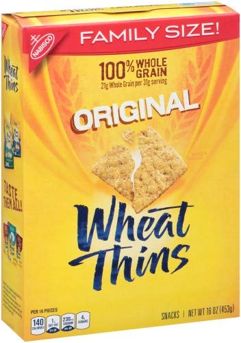 Wheat Thins Crackers Supermix, Original (Pack of 24) by Generic (Image #1)