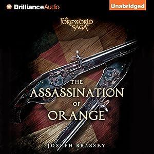 The Assassination of Orange Audiobook