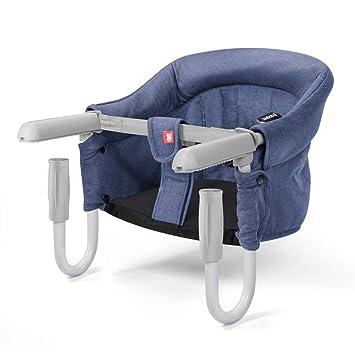 Zhengfangfang Bebe Chaise Haute Portable Harnais De Securite Enfant En Bas Age Pliable
