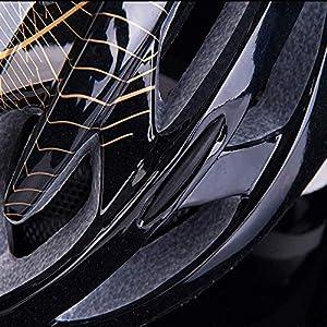 Illuminated Casque De Vélo, Insect-Proof Net Casque D'équitation Casque Vélo Intégré Montagne Adulte Casque Vélo De Route, Casque Léger Planche À roulettes Scooter Hoverboard Casque