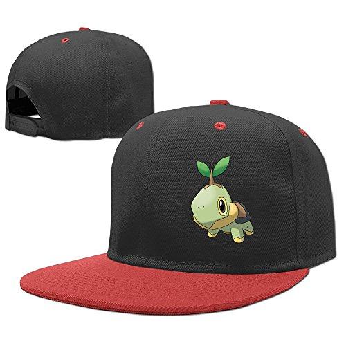 MEGGE Turting (2) Fashion Pure Cotton Child Baseball Cap - Red