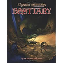 Dragon Warriors Bestiary: Monsters of Myth for the Lands of Legend