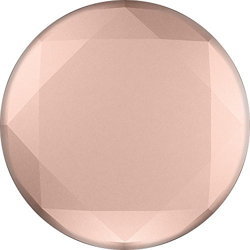 PopSockets: Collapsible Grip & Stand for Phones and Tablets - Rose Gold Metallic Diamond by PopSockets (Image #1)