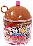 NEW! Smooshy Mushy SERIES 2 Surprise Do-Dat Donuts Chocolate Brown - Slow Rise Collectible Toy, Collectible, Surprising and Fun