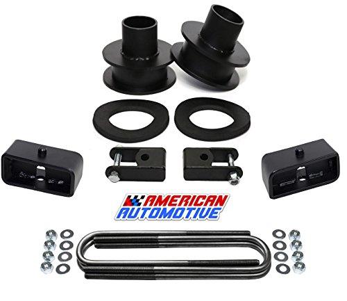 Kit 4wd Parts (Ford F250 F350 Super Duty Lift Kit 4WD 3