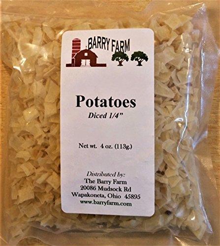 Potato Dices, 4 oz. ()
