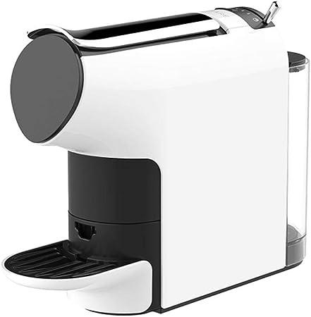 Cafetera, Cápsula Cafetera 580ML Gran Tanque De Agua, Máquina De Café Espresso 9 Diseño De Concentración,Blanco: Amazon.es: Hogar