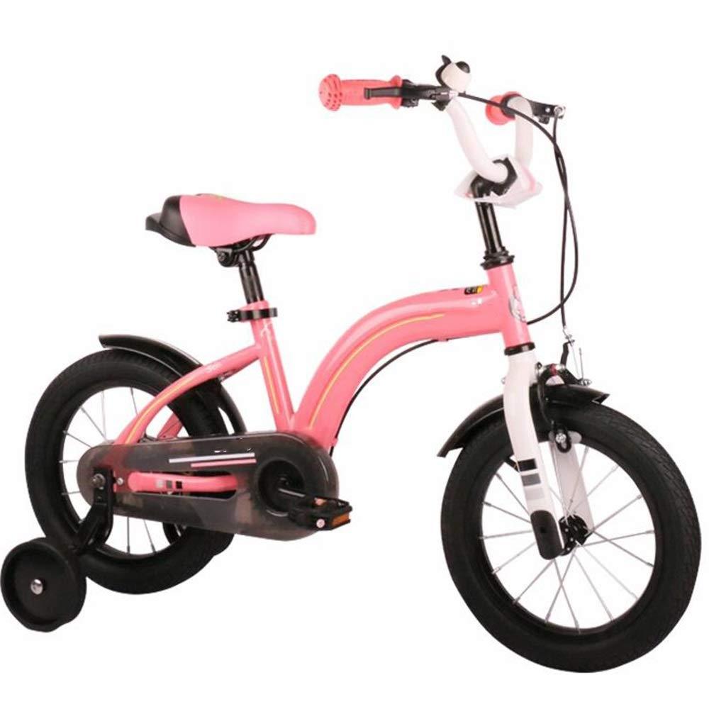 割引発見 YUMEIGE 利用できるサイズ 子ども用自転車 キッズバイク12/14/16インチ、28歳の男の子と女の子のためのトレーニングホイールギフト付き高炭素鋼子供自転車 ピンク, 利用できるサイズ (色 ピンク : ピンク, サイズ さいず : 12in) 12in ピンク B07QH1KLN3, シーザーワイン カンパニー:4e19bb37 --- b2b.casemyway.com