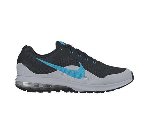 Nike 852430-004, Zapatillas de Trail Running para Hombre, Negro (Black / Blue Lagoon-Wolf Grey), 47.5 EU