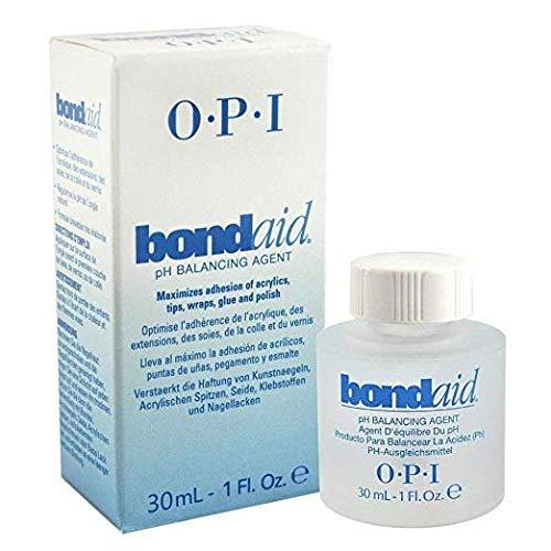 1 Bottle Graceful Popular Primer Bond Aid Nail Prep Bondaid Dehydrator Treatment Nails Scrub Fresh Liquid Solution Toenail Cleaner pH Balancing Agent Volume 1oz or 30ml per Set