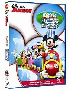 Dj Casa Mm 15 Trenecito De Mickey [DVD]