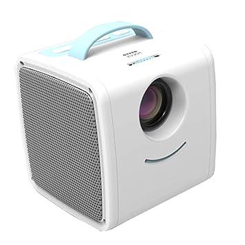 Tubayia 1080P HD Mini proyector de vídeo inalámbrico, WiFi ...
