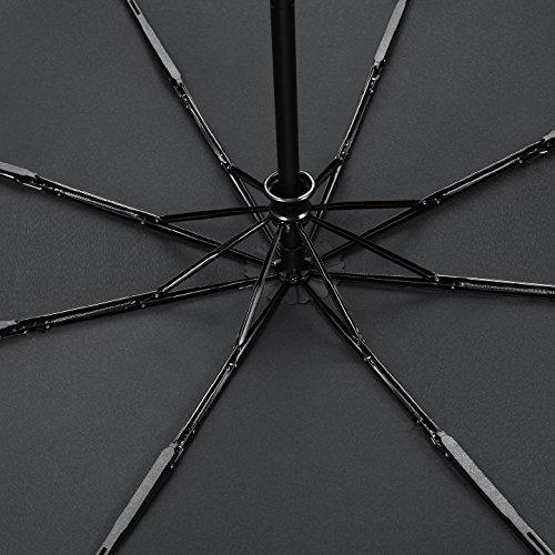 Plemo Auto Open Close Umbrella Compact Folding Travel