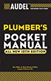 Audel Plumbers Pocket Manual, Rex Miller and Mark Richard Miller, 0764569953
