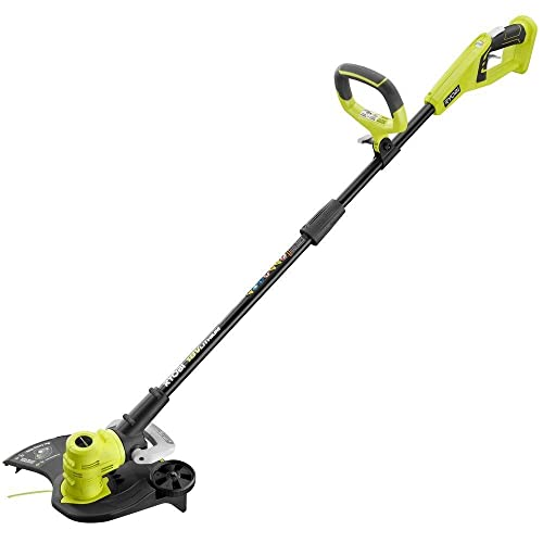 Ryobi ZRP2080 ONE 18-Volt Lithium-Ion Cordless String Trimmer Edger Kit Renewed