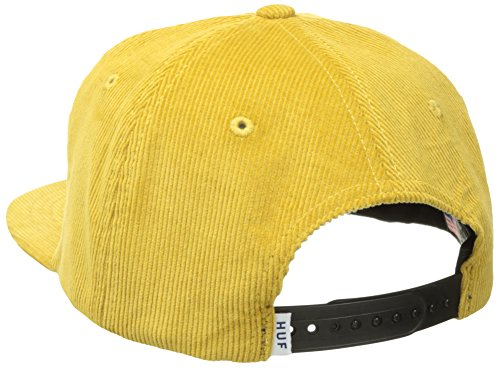 f22b5a215f8 Baseball Hats   Caps HUF Mens Fracture Snapback