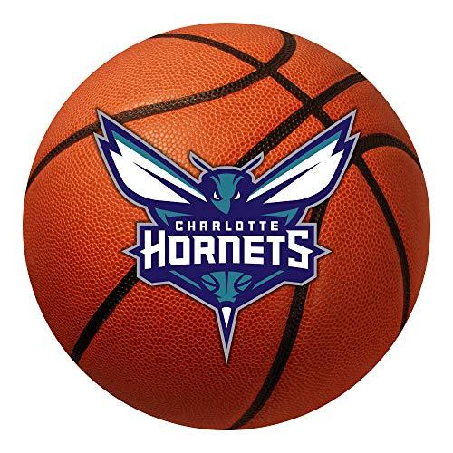 - FANMATS NBA Charlotte Hornets Nylon Face Basketball Rug