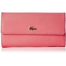 Lacoste Women's Chantaco Continental Wallet