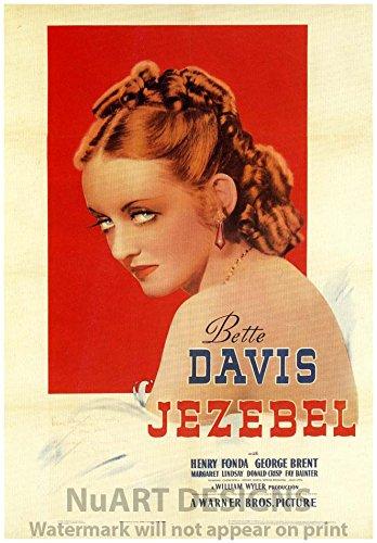 - Vintage Movie Advertisement Reproduction Giclee Poster; BETTE DAVIS