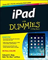 iPad For Dummies, 6th Edition Front Cover