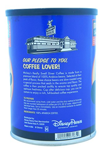 Disney Parks - Mickey's Really Swell Diner Coffee - Diner Blend