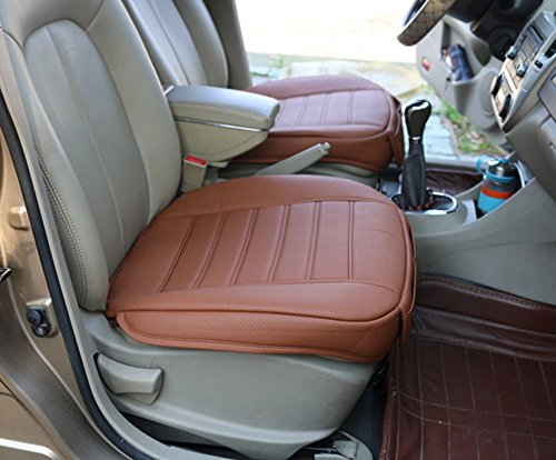 edealyn universal car cover interior faux leather soft car seat cover set pad mat chair cushion. Black Bedroom Furniture Sets. Home Design Ideas