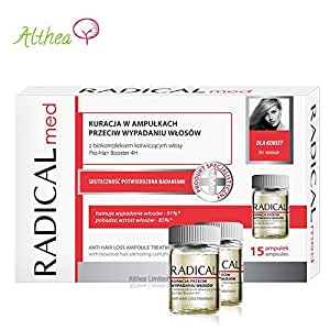 Amazon.com: farmona Radical Med Tratamiento Anti Pérdida de ...