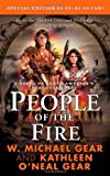 People of the Fire, Kathleen O'Neal Gear and W. Michael Gear, 0765364468