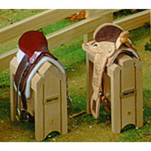 breyer-traditional-toy-wood-saddle-stand
