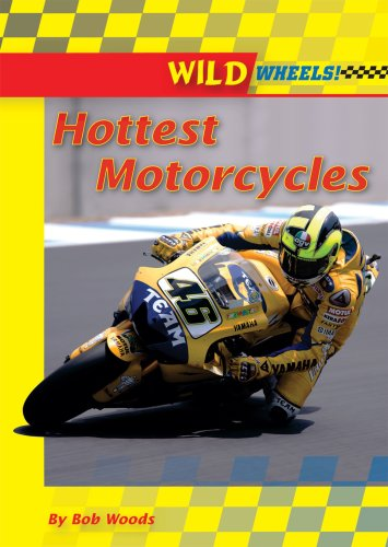 Hottest Motorcycles (Wild Wheels!) by Brand: Enslow Pub Inc